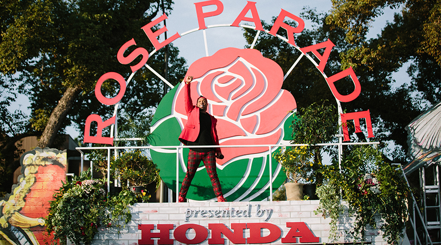 131st Rose Parade Presented By Honda Tournament Of Roses