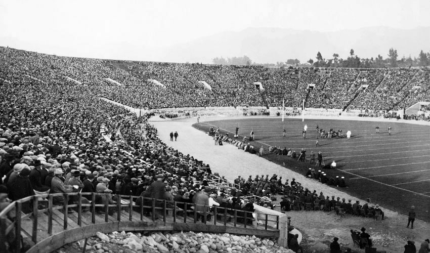 1923 – Tournament of Roses