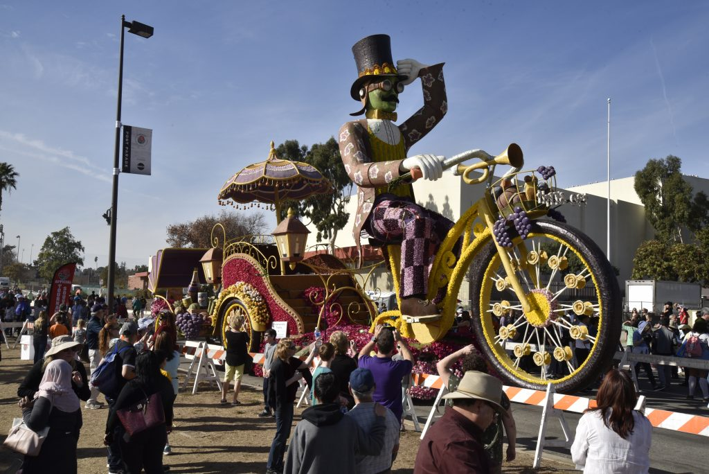 Post Parade: A Showcase of Floats