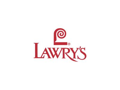 Lawry's TOR sponsor