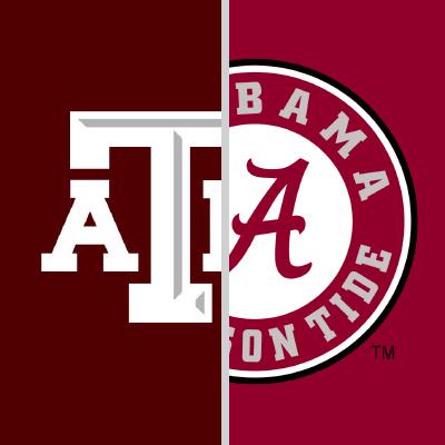 Texas A&M at Alabama