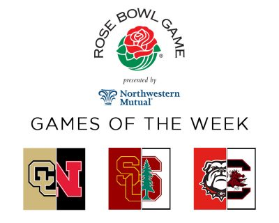 Week 2 Games of the Week