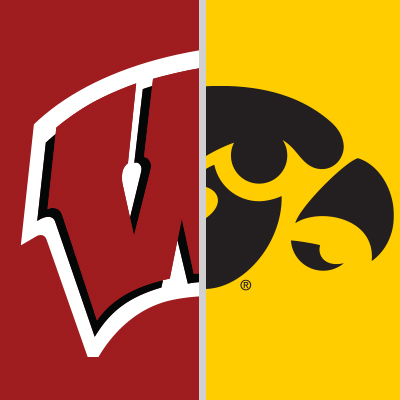 Wisconsin at Iowa