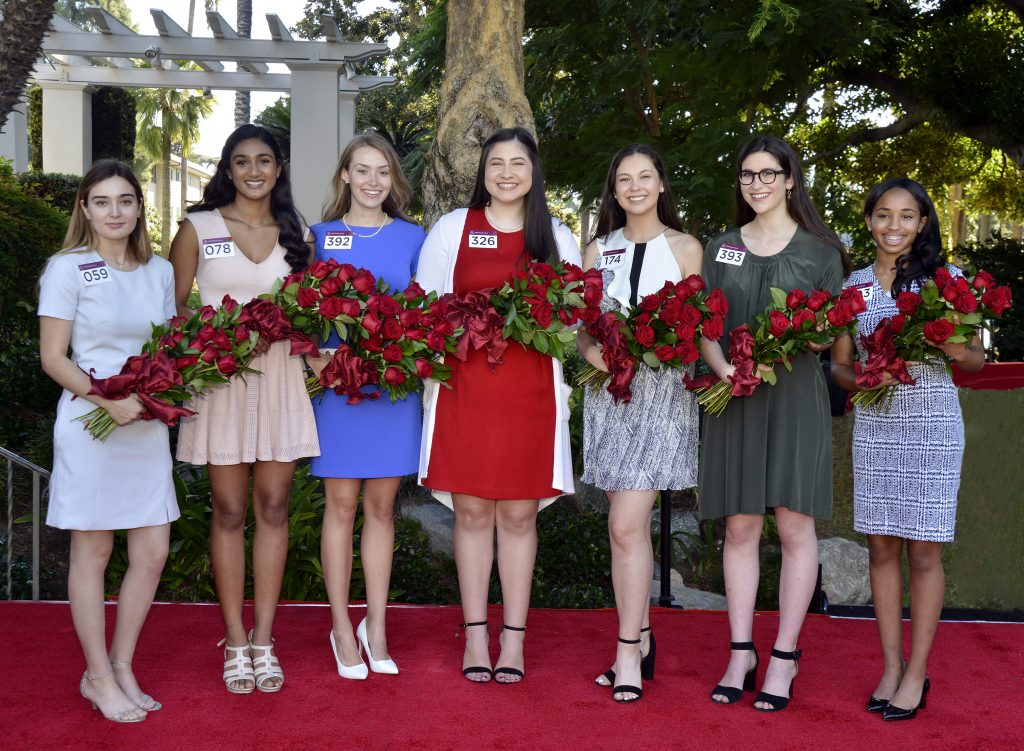 TOURNAMENT OF ROSES® 2019 ROYAL COURT SELECTED – Tournament