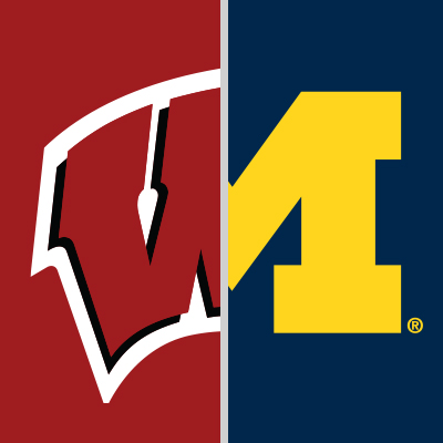 Wisconsin at Michigan