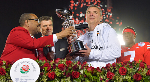 About Rose Bowl Game – Tournament of Roses