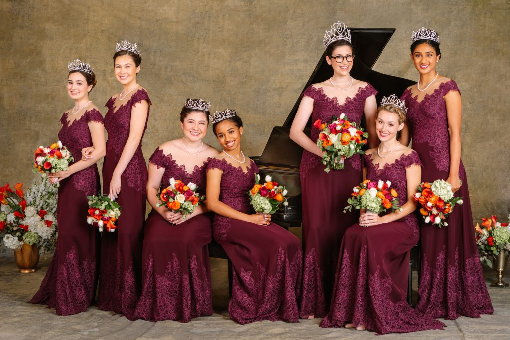 101ST ROSE QUEEN CORONATION & PRESENTATION OF THE 2019 ROYAL COURT