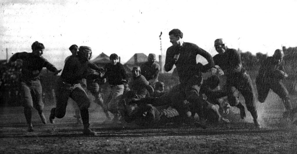 1902 Rose Bowl Game