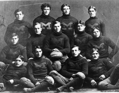 Michigan Football Team, 1901