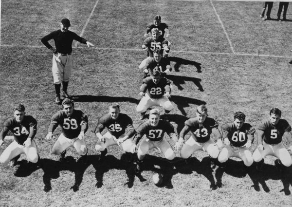 CFB150 Stories: Stanford Introduces College Football to the T-Formation
