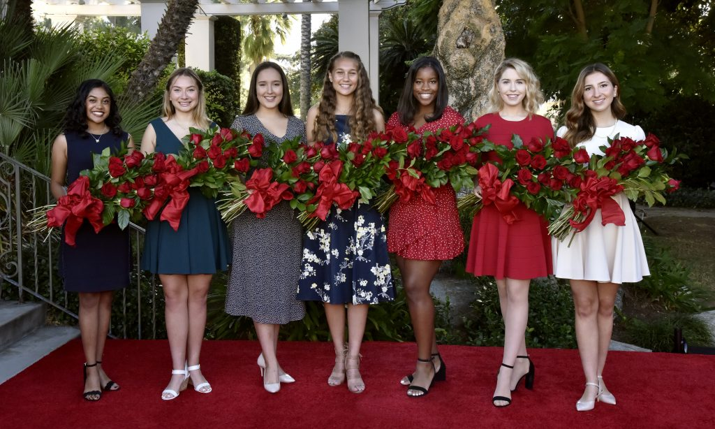 TOURNAMENT OF ROSES® 2020 ROYAL COURT ANNOUNCED