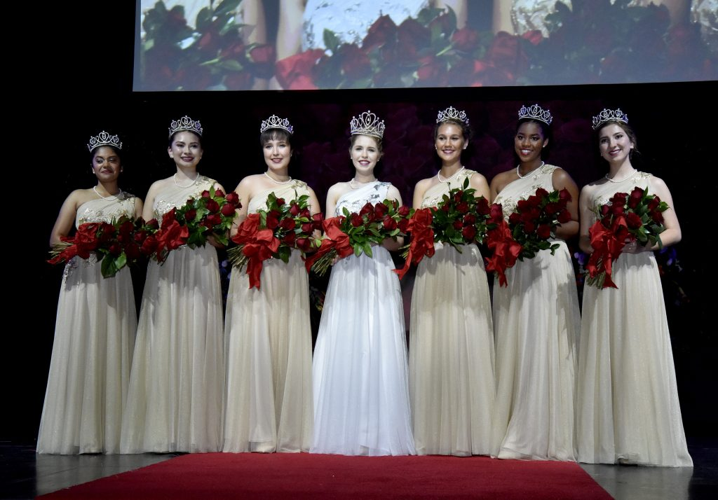 TOURNAMENT OF ROSES® ANNOUNCES 2020 ROSE QUEEN CAMILLE KENNEDY