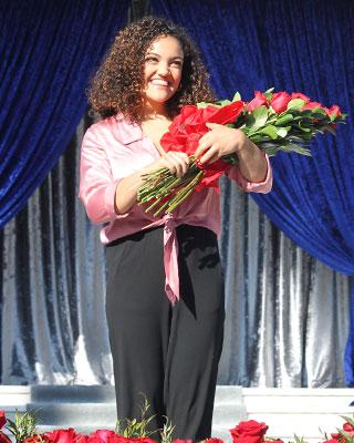 Laurie-Hernandez